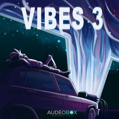 Vibes 3 Audeobox Drum Loops, Drum Samples, MIDI Files