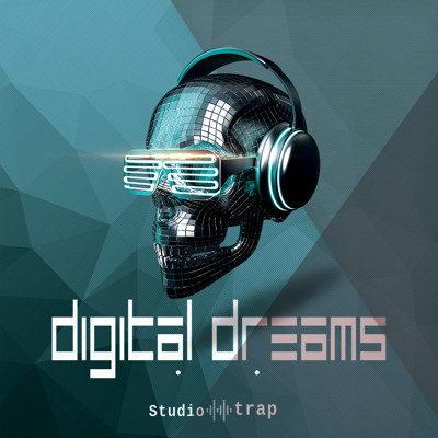 Digital Dreams - Studio Trap Loops Pack