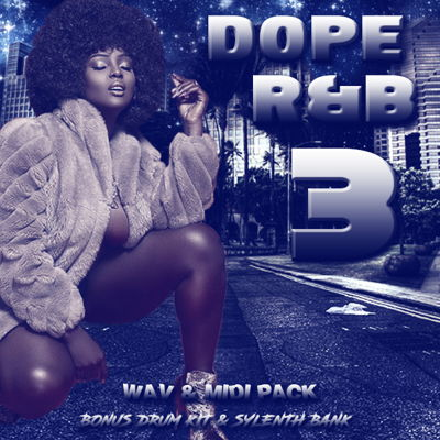 Dope RnB 3 Wav MIDI Pack