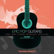 Epic Pop Guitars Loops, Royalty Free Samples