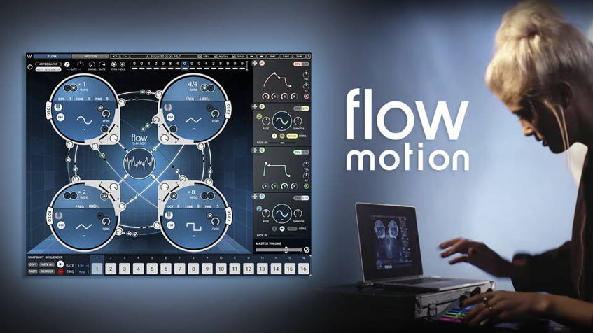 Flow Motion FM Synth by Waves