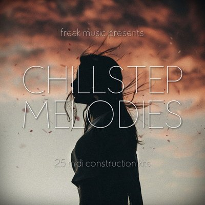 Freak Music Chillstep MIDI Loops Pack
