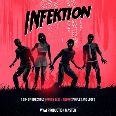 Infektion Drum and Bass Samples Loops