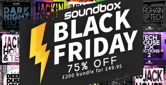 Loopmasters Black Friday 2018 - Soundbox