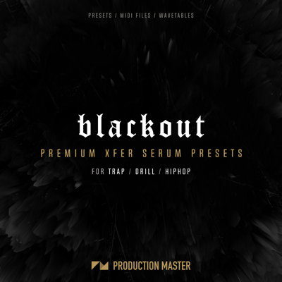 Production Master - Blackout Serum Presets Bank