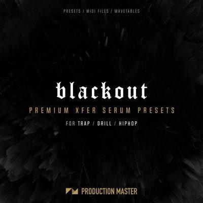 Production Master - Blackout Serum Presets Bank