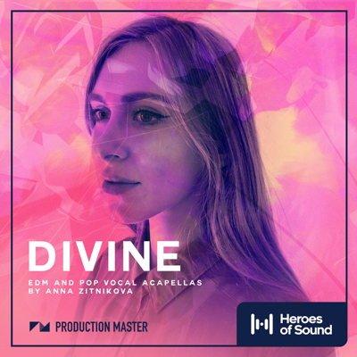 Production Master - Divine Female Voice Samples Acapellas