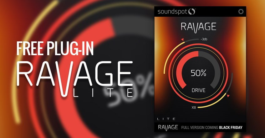 Ravage Lite Distortion Free VST Plugin