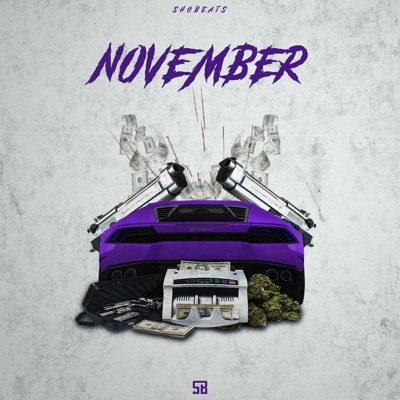 SHOBEATS - NOVEMBER Trap Sample Pack
