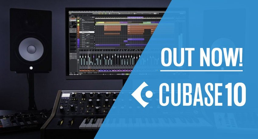 Steinberg Cubase Pro 10 Music Software