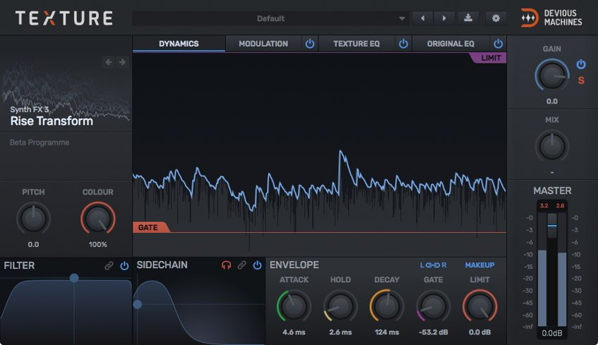 Texture VST Multi Effect Plugin