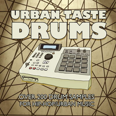 Urban Taste Drum Samples