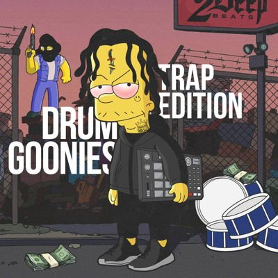 2DeepKits - Drum Goonies - Trap Drum Kits
