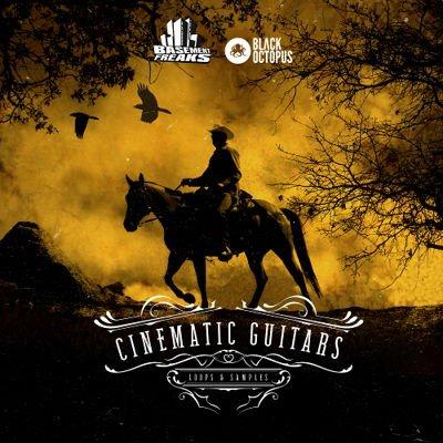 Black Octopus - Cinematic Guitars - Guitar Loops
