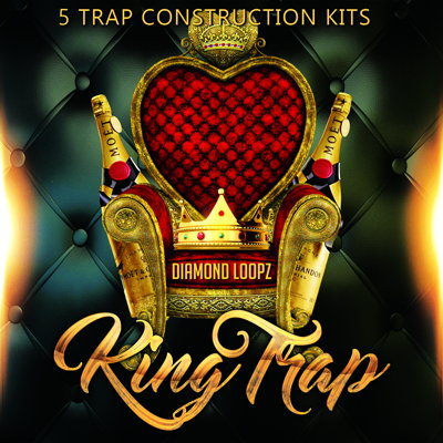 Diamond Loopz - King Trap Loops Pack Sylnth Presets
