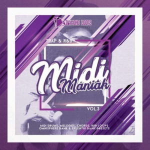 Diamond Loopz - Midi Maniak 3 - MIDI Files