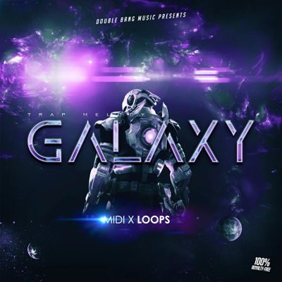 Galaxy MIDI Loops Pack