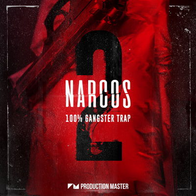 Production Master - Narcos 2 - Trap Loops Pack