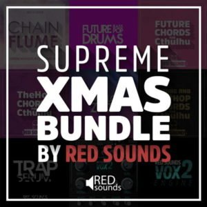 Red Sounds - Supreme Xmas Bundle