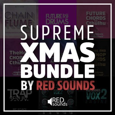 Red Sounds - Supreme Xmas Bundle