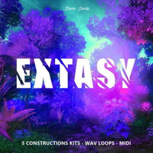 SMEMO SOUNDS - EXTASY - BEAT KITS WAV MIDI LOOPS