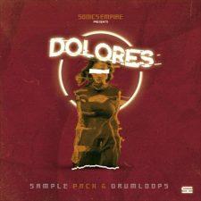 Sonics Empire - Dolores - Sample Pack Drum Loops