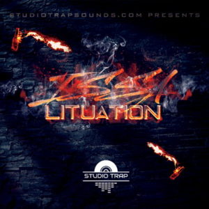 Studio Trap - ISSA LITUATION - Sample Pack