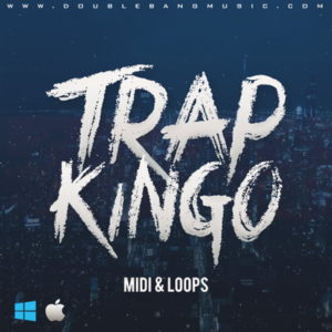 Trap Kingo - Trap MIDI Pack