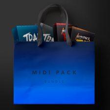 Trap MIDI Pack Bundle - MIDI Loops Pack