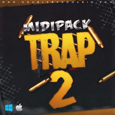 Trap MIDI Pack Vol 2