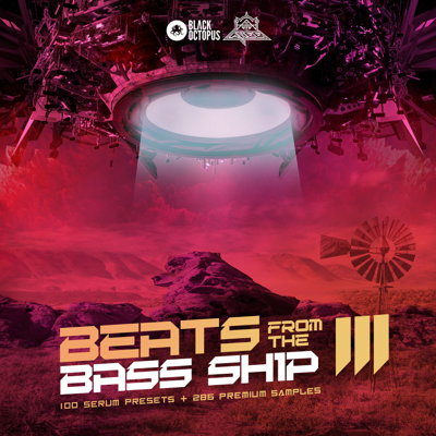Black Octopus - Beats From The Bass Ship - Serum Presets