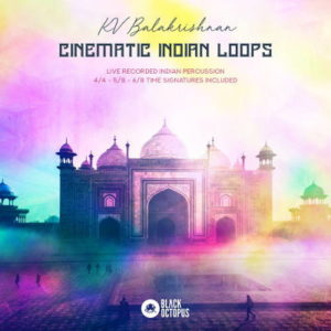 Black Octopus - Cinematic Indian Loops Pack