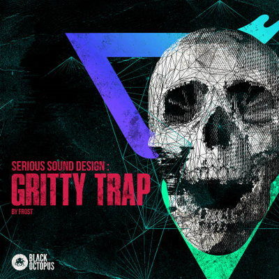 Black Octopus - Gritty Hybrid Trap Sample Pack