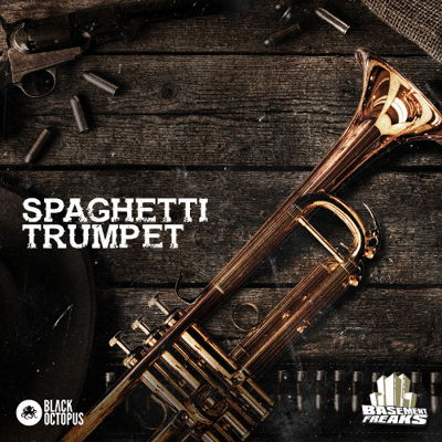 Black Octopus - Spaghetti Trumpet - Loops Pack
