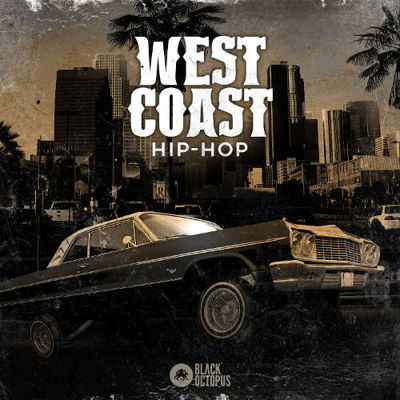 Black Octopus - West Coast Hip Hop Loops