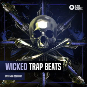 Black Octopus - Wicked Trap Beats - Trap Sounds