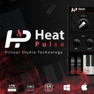 Heat Pulse - VST Plugin Virtual Instrument