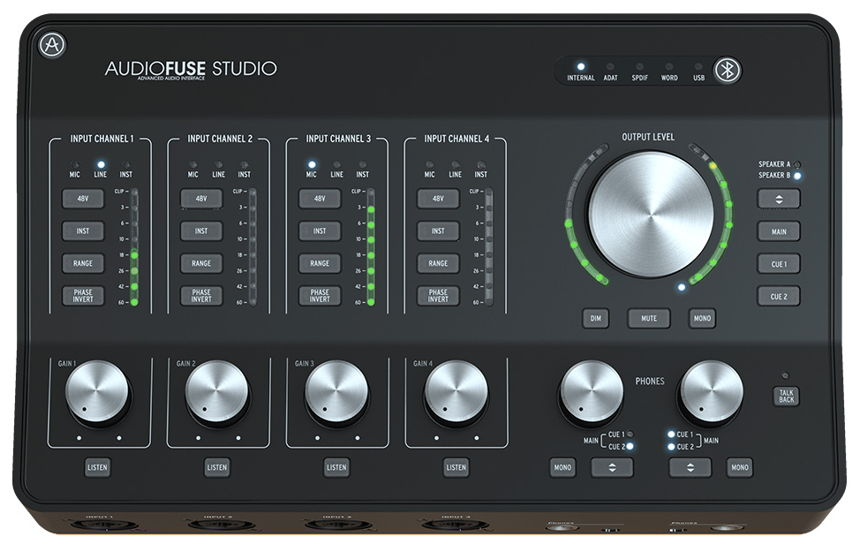 NAMM 2019 Arturia AudioFuse Studio Audio Interface