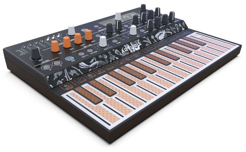 NAMM 2019 Arturia MicroFreak Synthesizer