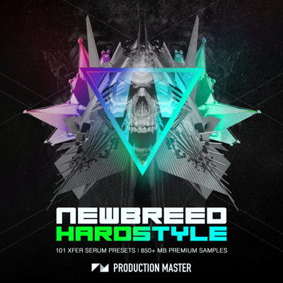 Production Master - Newbreed Hardstyle - Drum Loops Serum Presets