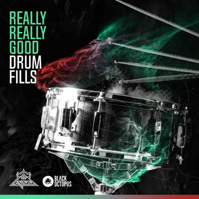 Really Really Good Drum Fills - Drum Samples