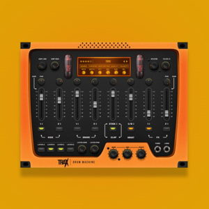 TRAX Trap Drum VST Plugin