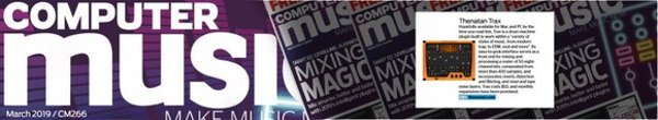 Trax VST Plugin (Computer Music Magazine)