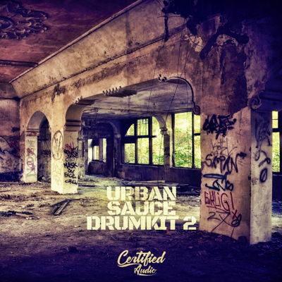 Urban Sauce 2 Drum Kit - Drum Samples