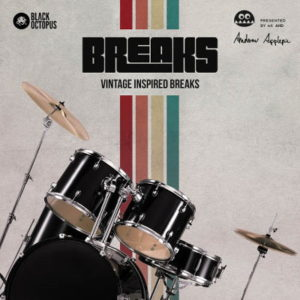 Black Octopus Sound - Breaks - Drum Breaks Samples