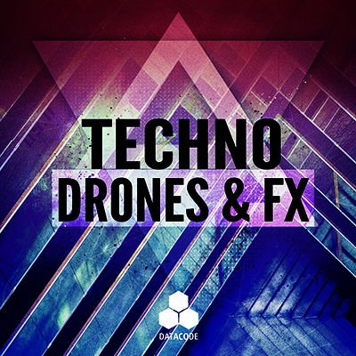 Datacode - FOCUS Techno Drones Sounds FX Sounds