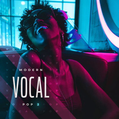 Diginoiz - Vocal Pop 2 - Female Voice Samples