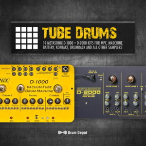 Drum Depot - Tube Drums - Drum Kits