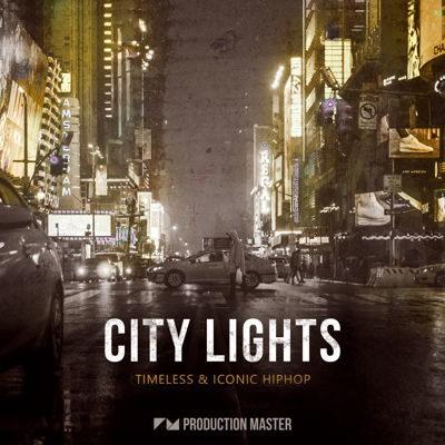 Production Master - City Lights - Hip Hop Samples