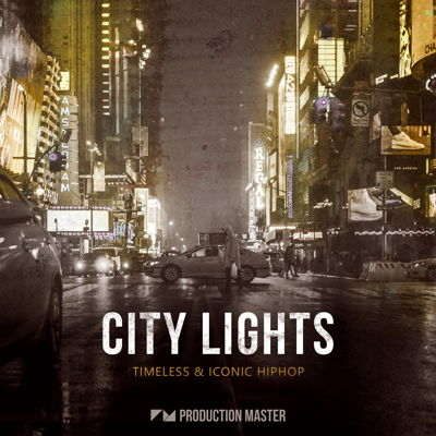 Production Master - City Lights - Hip Hop Samples